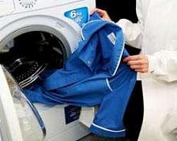 Lavanderia para higienização de epis sp