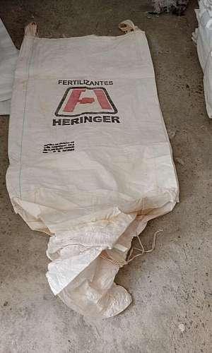 Big bag usado higienizado