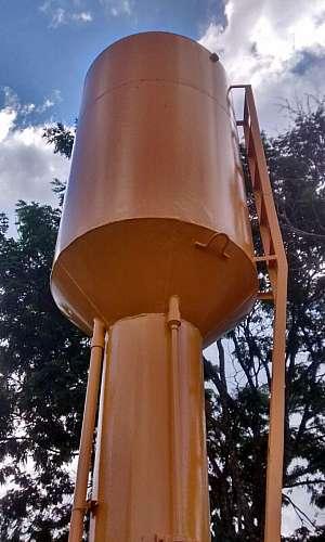 Empresa que faz limpeza de caixa d'água