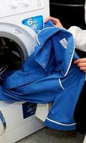 Empresas de lavagem de uniformes