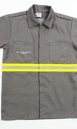 Lavagem uniforme NR 10