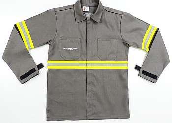 Lavagem uniforme NR 10  prestação de serviço