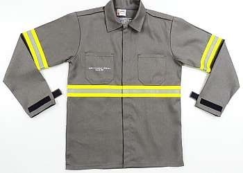 Lavagem uniforme NR 10  serviço
