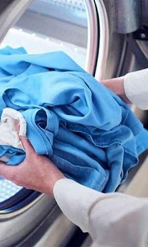 Lavanderia industrial de roupas
