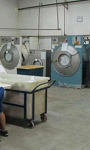 Lavanderia Industrial em Santo André